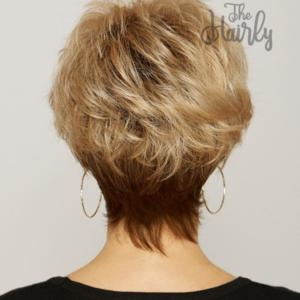 Peruka syntetyczna Lilo Dark Root Blond