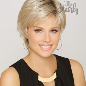 Peruka syntetyczna Tami Silver Blond