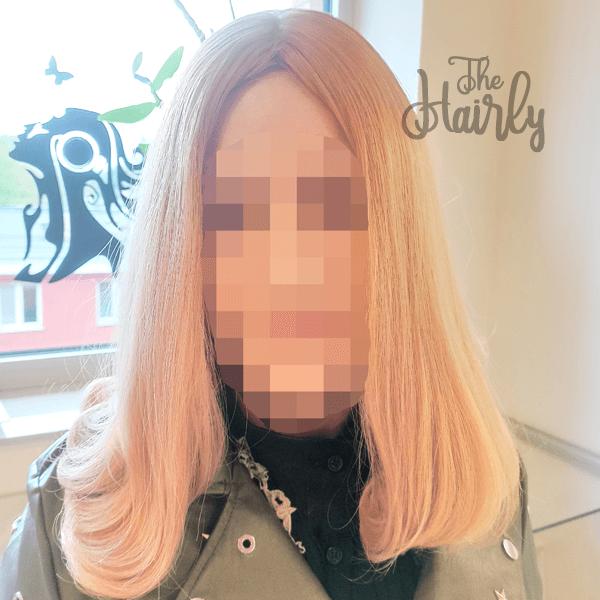 Zadowolona klientka peruka sklep z perukami peruki naturalne toppery