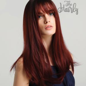 ruda peruka