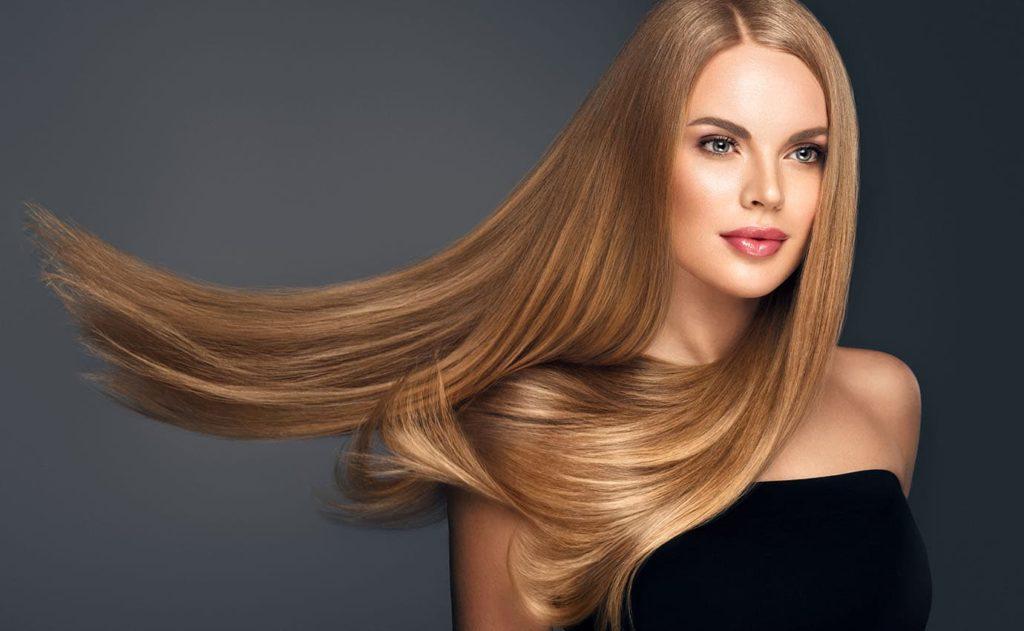 Peruka naturalna bardzo ciepły blond włosy słowiańskie virgin