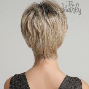 peruka mieszana blond
