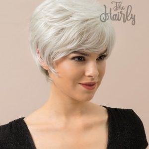 peruka mieszana platynowy blond