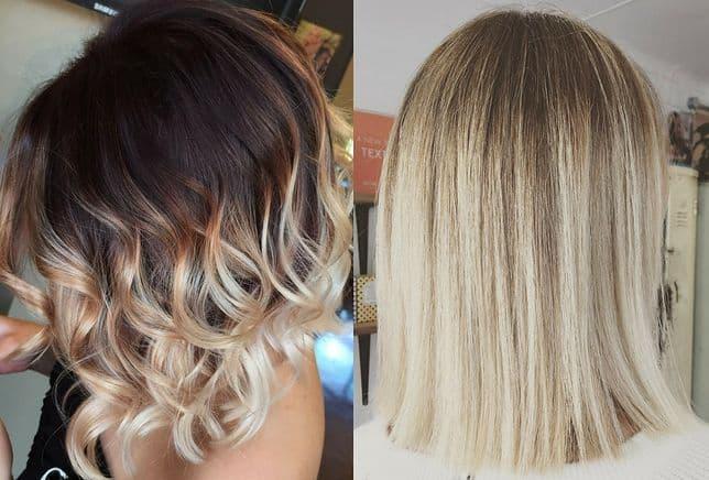 Farbowanie peruk