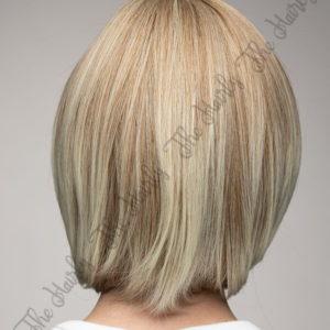 Peruka syntetyczna cieniowany blond