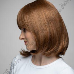 peruka mieszana rudy