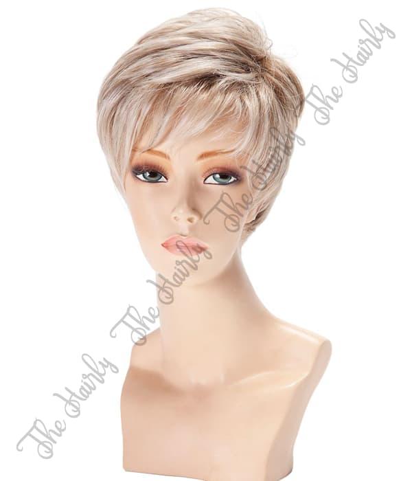 peruka syntetyczna blond krotka_WM