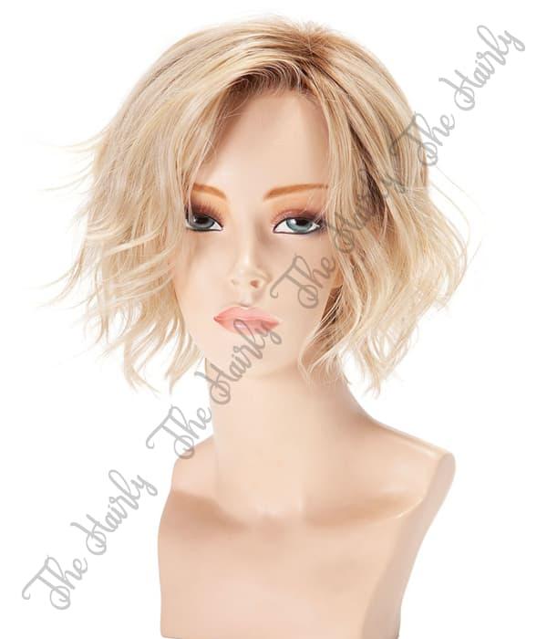 peruka syntetyczna falowane blond_WM