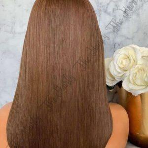 peruka ciemny blond