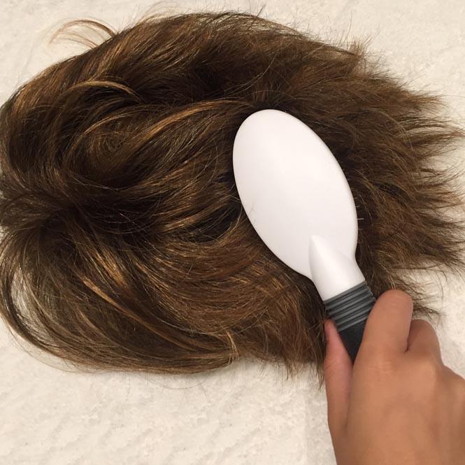 pielęgnacja peruk w domu