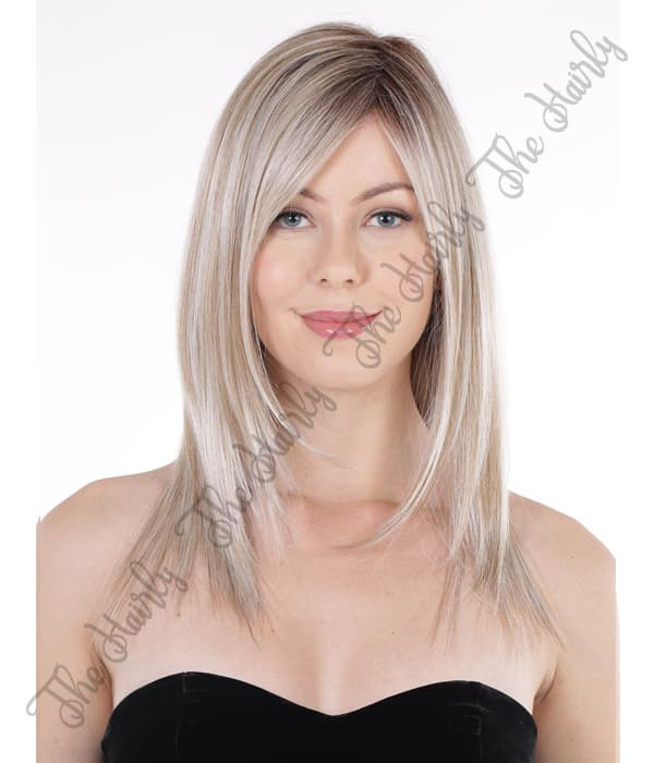 peruka syntetyczan blond