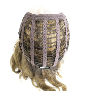 Peruka naturalna Liz B h-mono | czepek mono top lace front