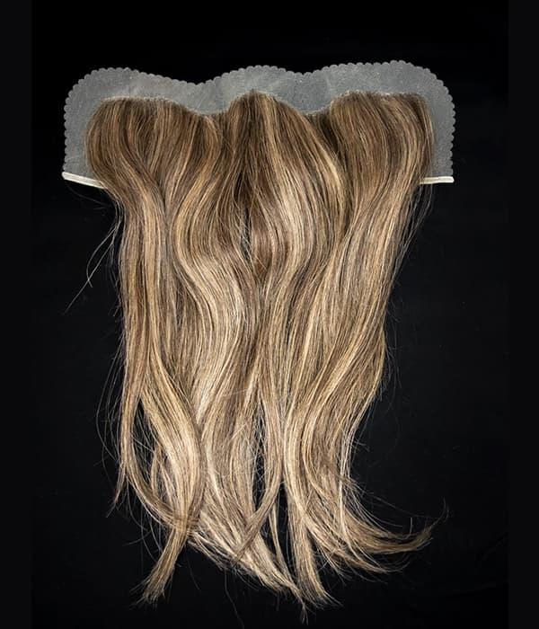 Front lace/zagęszczenie przedniej linii włosa 41cm włosy naturalne
