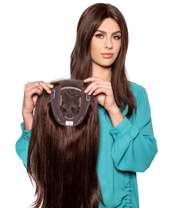 tupet naturalny lace front