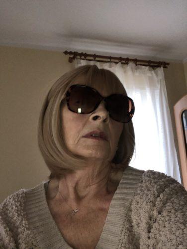 Peruka syntetyczna słoneczny blond bob z pasemkami nowa kolekcja photo review