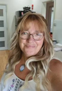 Peruka syntetyczna blond balayage fale nowa kolekcja photo review