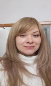 Peruka syntetyczna słowiański blond cieniowany nowa kolekcja photo review